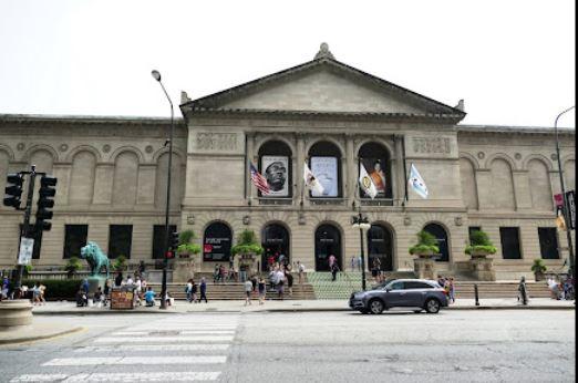 シカゴ美術館無料ダウンロード